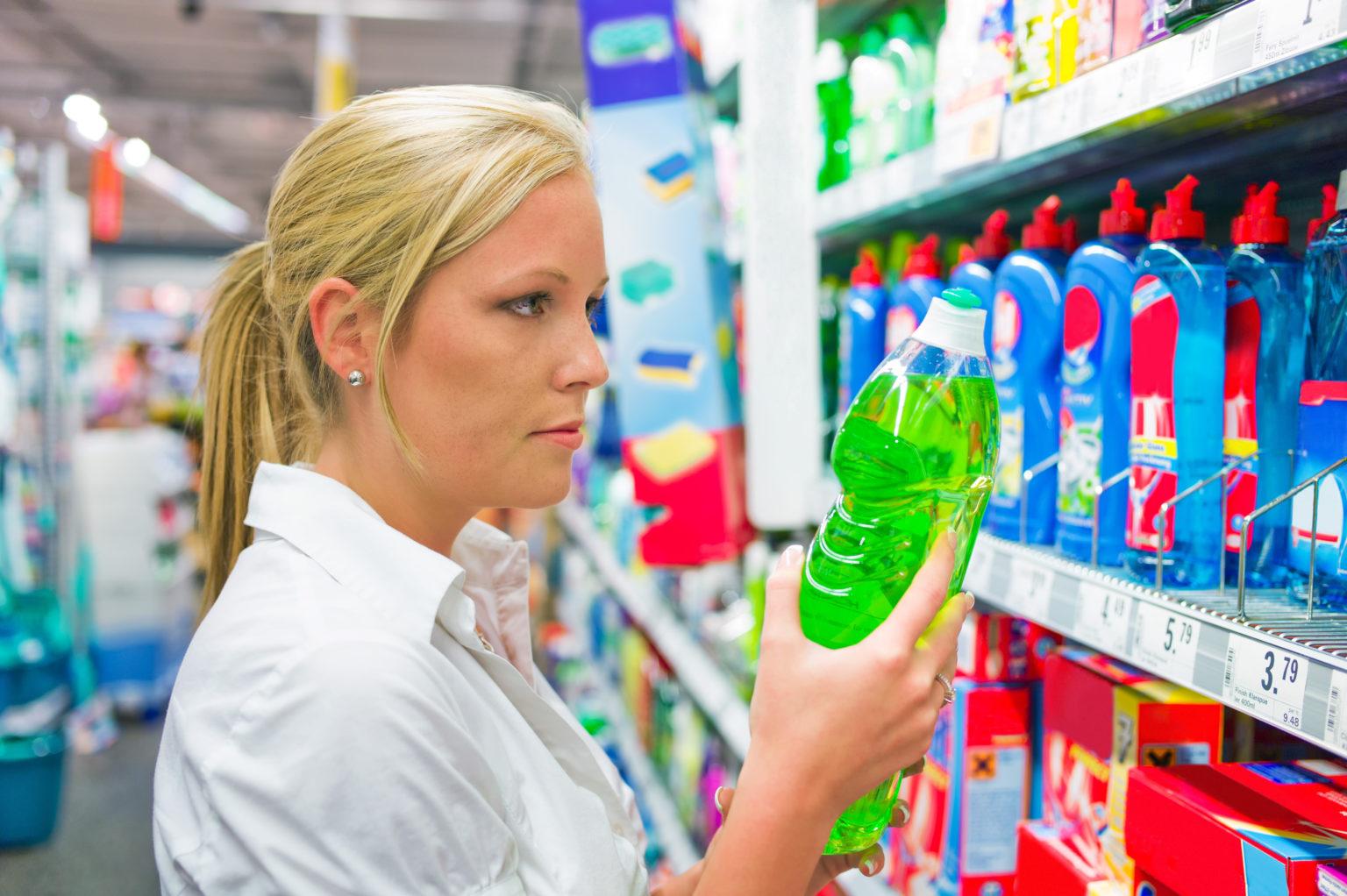 ce produse de curatenie folosim?