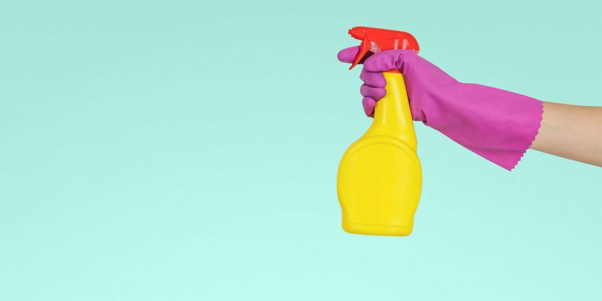 8 locuri unde uiti sa faci curatenie